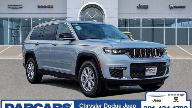 2021 Jeep Grand Cherokee Limited for sale in Rockville, MD
