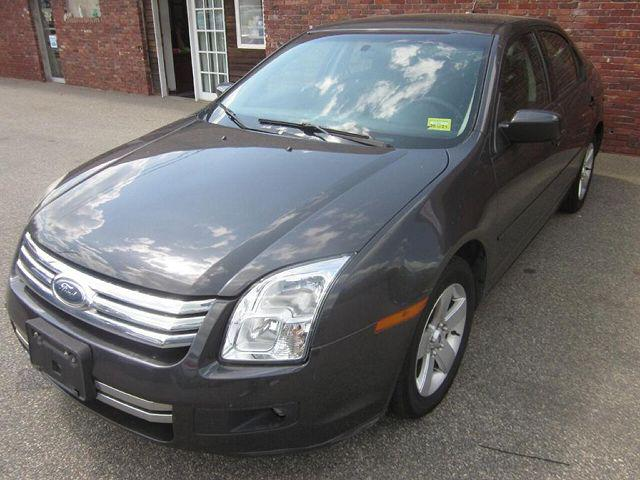 2007 Ford Fusion SE for sale in Tewksbury, MA