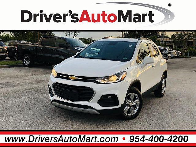 2017 Chevrolet Trax LT for sale in Davie, FL