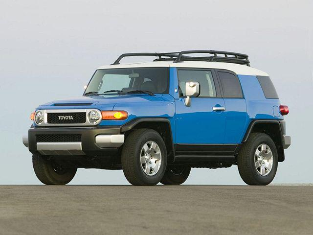 2014 Toyota FJ Cruiser 4WD 4dr Auto (Natl) for sale in Ellicott City, MD