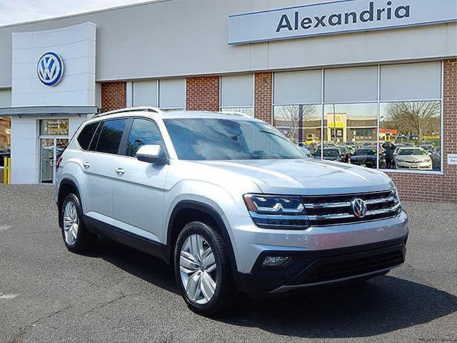 2019 Volkswagen Atlas 3.6L V6 SE w/Technology for sale in Alexandria, VA