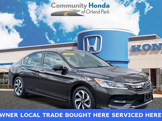 2017 Honda Accord Sedan EX-L for sale in Orland Park, IL