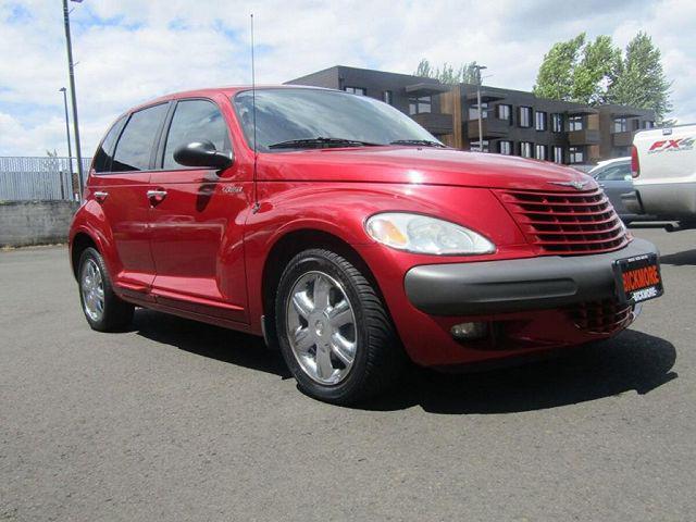 2002 Chrysler PT Cruiser Limited for sale in Gresham, OR