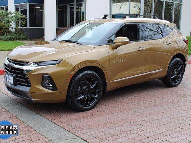 2019 Chevrolet Blazer Premier for sale in Renton, WA