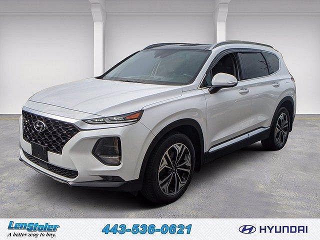 2019 Hyundai Santa Fe Ultimate for sale in Owings Mills, MD