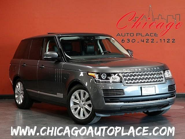 2017 Land Rover Range Rover HSE for sale in Bensenville, IL