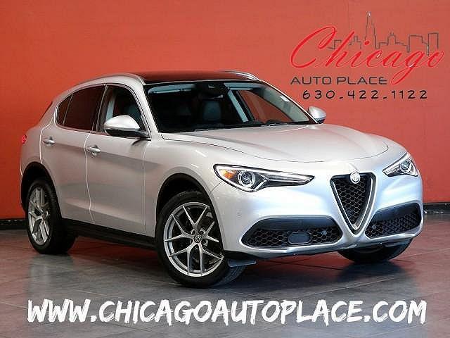 2018 Alfa Romeo Stelvio Ti for sale in Bensenville, IL