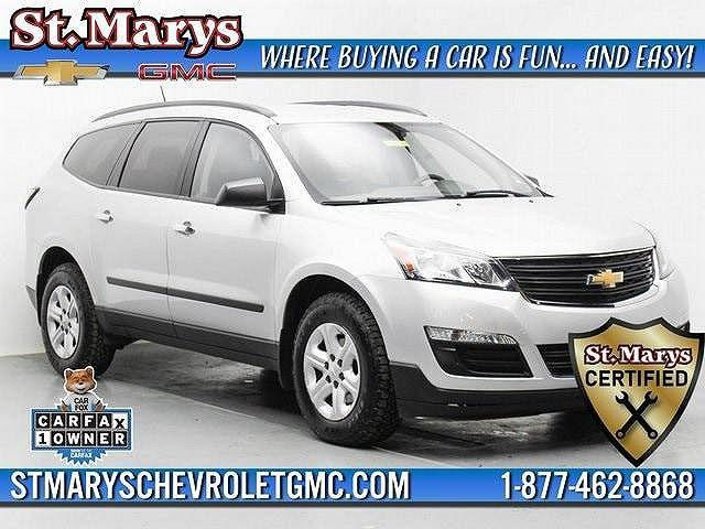 2016 Chevrolet Traverse LS for sale in Saint Marys, PA