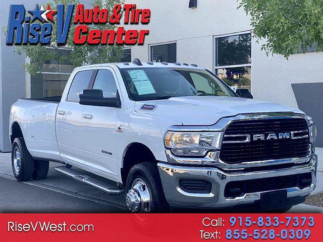 2019 Ram 3500 Big Horn for sale in El Paso, TX