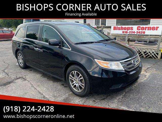 2013 Honda Odyssey EX-L for sale in Sapulpa, OK