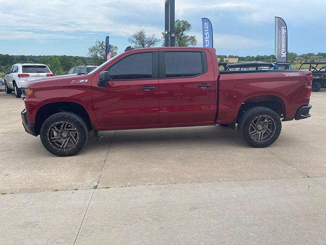 2020 Chevrolet Silverado 1500 Custom Trail Boss for sale in Columbia, MO
