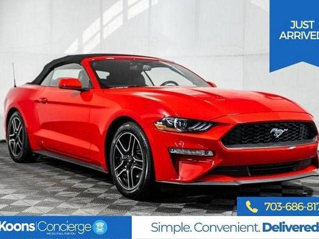 2020 Ford Mustang EcoBoost Premium for sale in Falls Church, VA