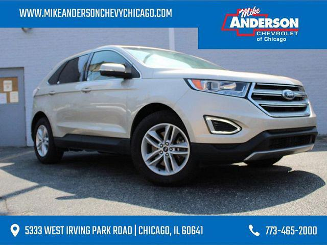 2018 Ford Edge SEL for sale in Chicago, IL