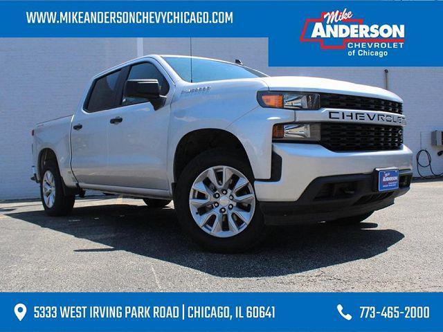 2021 Chevrolet Silverado 1500 Custom for sale in Chicago, IL