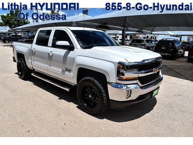 2017 Chevrolet Silverado 1500 LT for sale in Odessa, TX