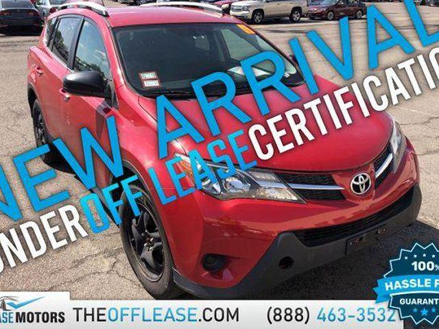 2015 Toyota RAV4 LE for sale in Stafford, VA