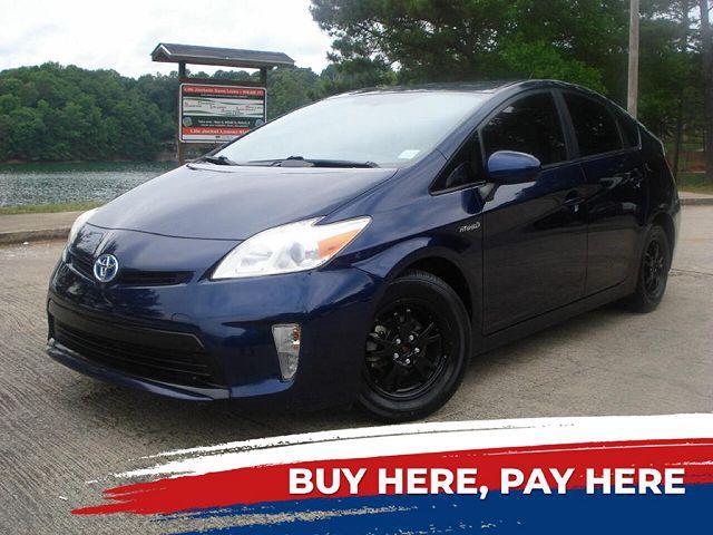2012 Toyota Prius Two for sale in Oakwood, GA