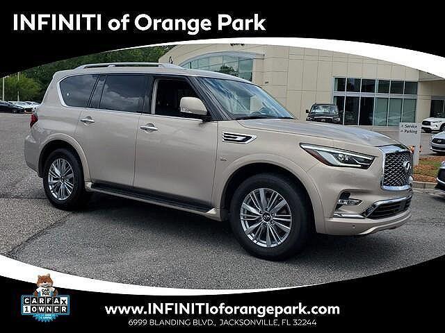 2018 INFINITI QX80 AWD for sale in Jacksonville, FL
