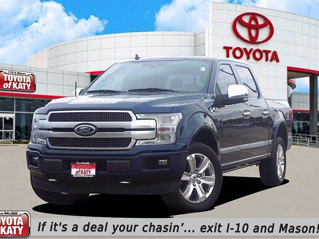 2019 Ford F-150 LARIAT/King Ranch/Platinum for sale in Katy, TX