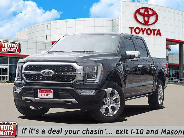 2021 Ford F-150 LARIAT/King Ranch/Platinum/Limited/Tremor for sale in Katy, TX