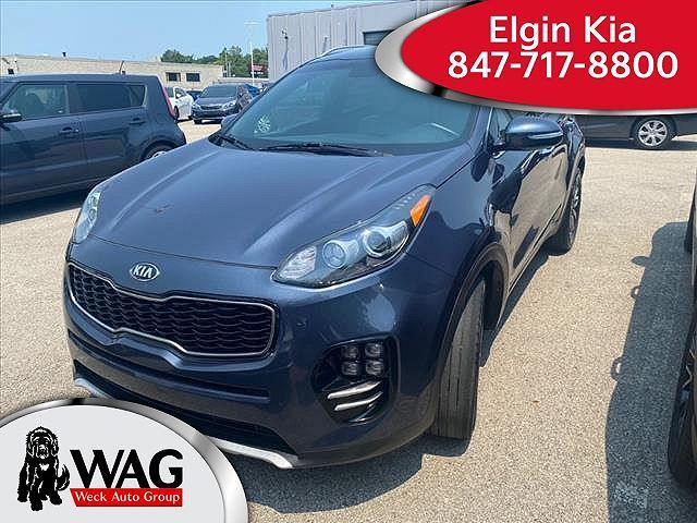 2018 Kia Sportage EX for sale in Elgin, IL