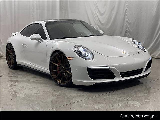 2017 Porsche 911 Carrera for sale in Gurnee, IL