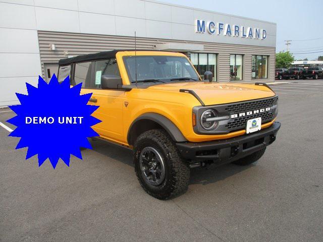 2021 Ford Bronco Badlands for sale in Exeter, NH