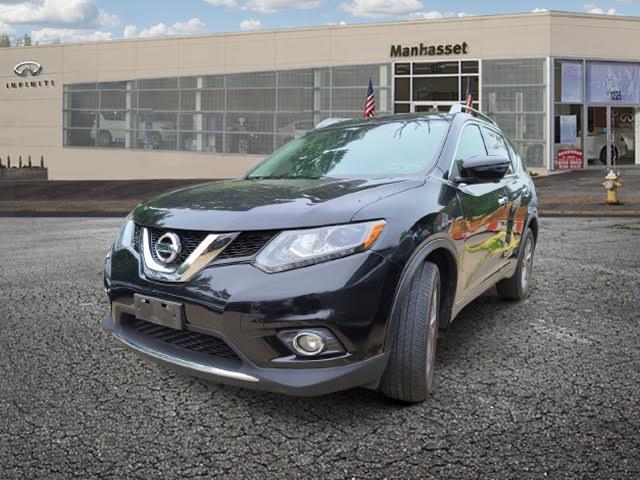 2016 Nissan Rogue SL [1]