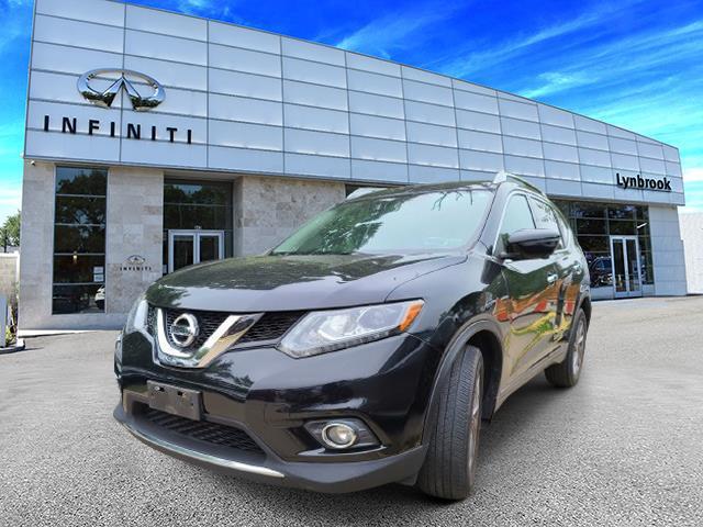 2016 Nissan Rogue SL [9]