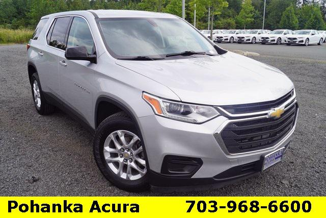 2019 Chevrolet Traverse LS for sale in Chantilly, VA