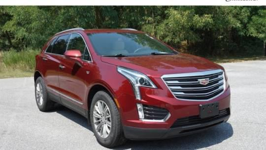 2017 Cadillac XT5 Luxury FWD for sale in Ellicott City, MD