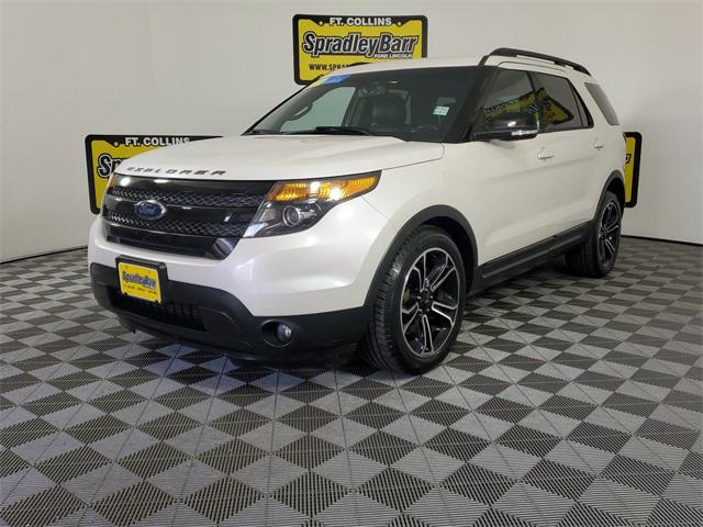 2015 Ford Explorer Sport for sale in Fort Collins, CO