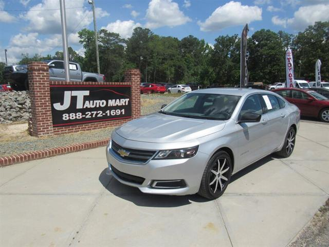 2016 Chevrolet Impala LS for sale in Sanford, NC