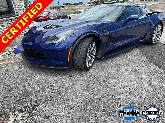 2017 Chevrolet Corvette Z06 2LZ for sale in Boerne, TX