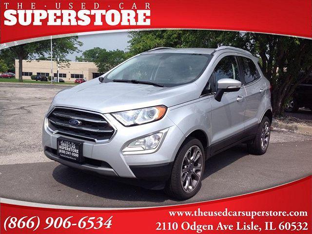 2018 Ford EcoSport Titanium for sale in Lisle, IL