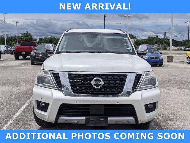 2017 Nissan Armada Platinum for sale in San Antonio, TX