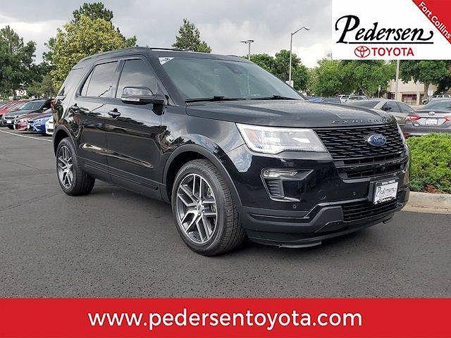 2018 Ford Explorer Sport for sale in Fort Collins, CO