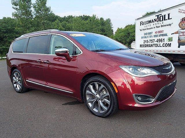 2018 Chrysler Pacifica Limited for sale in Langhorne, PA