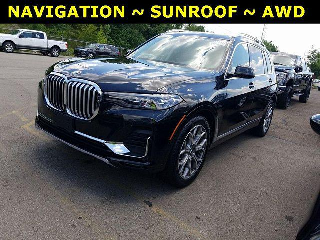 2019 BMW X7 xDrive40i for sale in Libertyville, IL