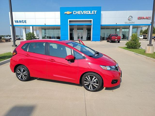2018 Honda Fit EX for sale in Guthrie, OK