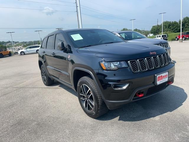 2020 Jeep Grand Cherokee Trailhawk for sale in Richmond, KY