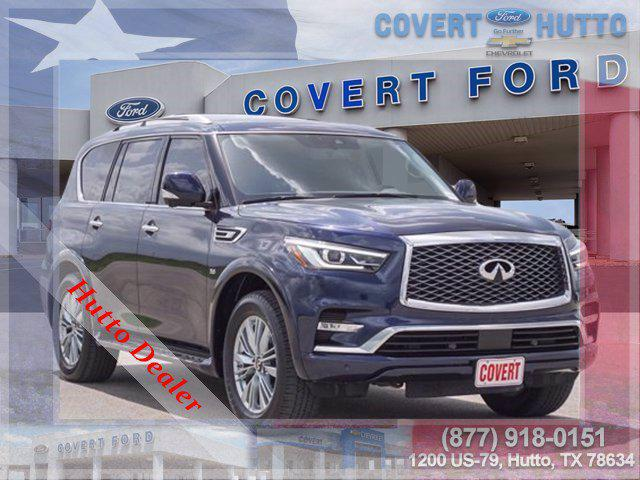 2019 INFINITI QX80 LUXE for sale in Austin, TX
