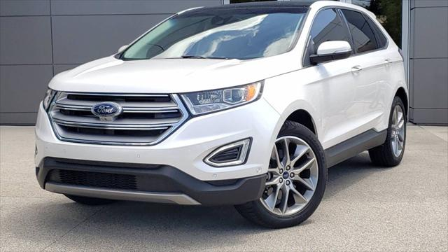 2018 Ford Edge Titanium for sale in St. Petersburg, FL