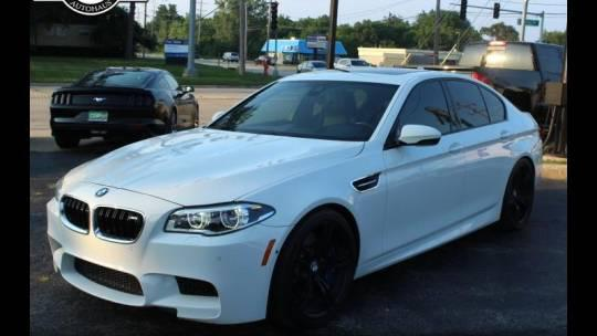2015 BMW M5 4dr Sdn for sale in Roselle, IL