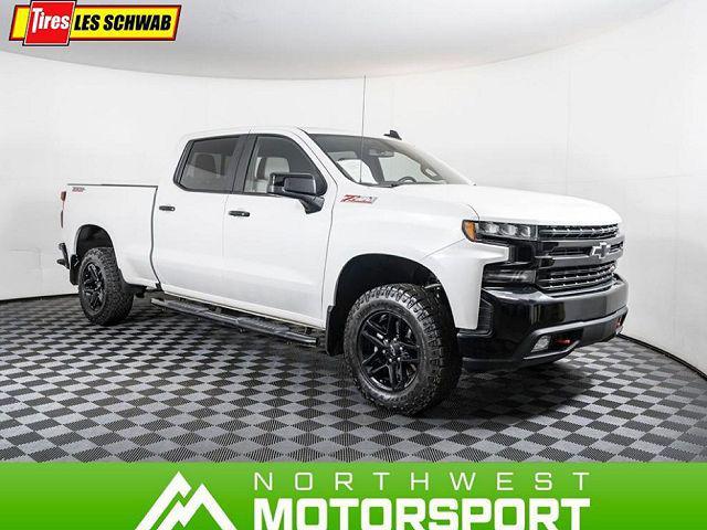 2020 Chevrolet Silverado 1500 LT Trail Boss for sale in Puyallup, WA