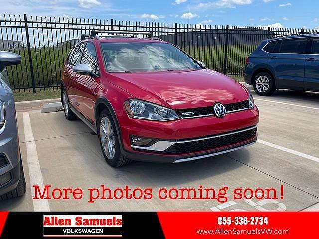 2017 Volkswagen Golf Alltrack SE for sale in Oklahoma City, OK