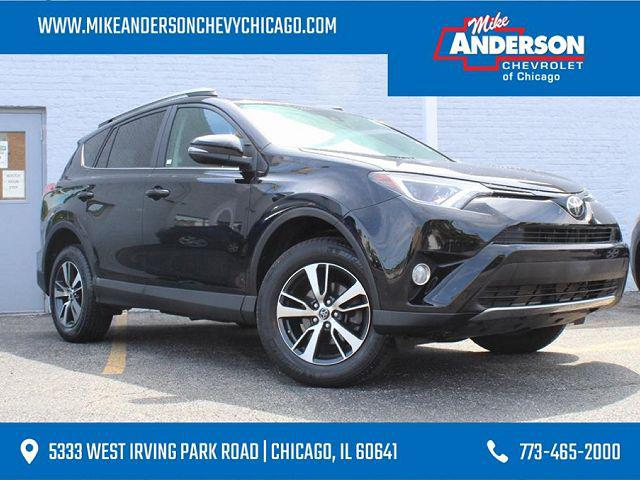 2018 Toyota RAV4 XLE for sale in Chicago, IL