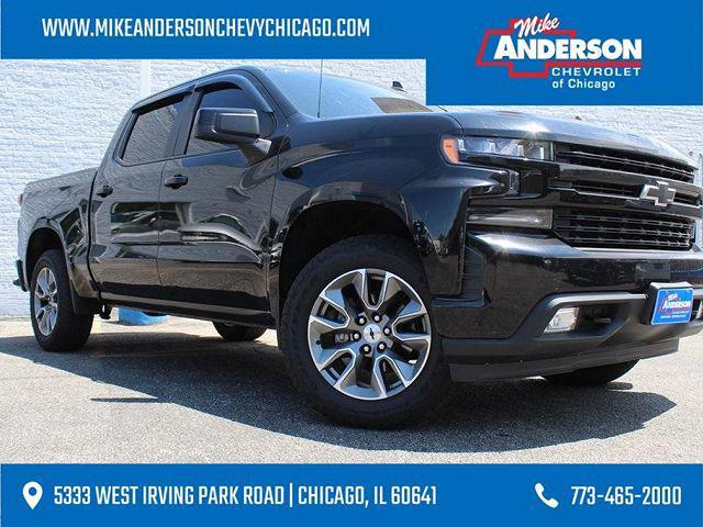 2020 Chevrolet Silverado 1500 RST for sale in Chicago, IL