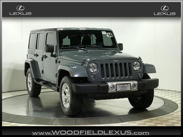 2014 Jeep Wrangler Unlimited Sahara for sale in Schaumburg, IL