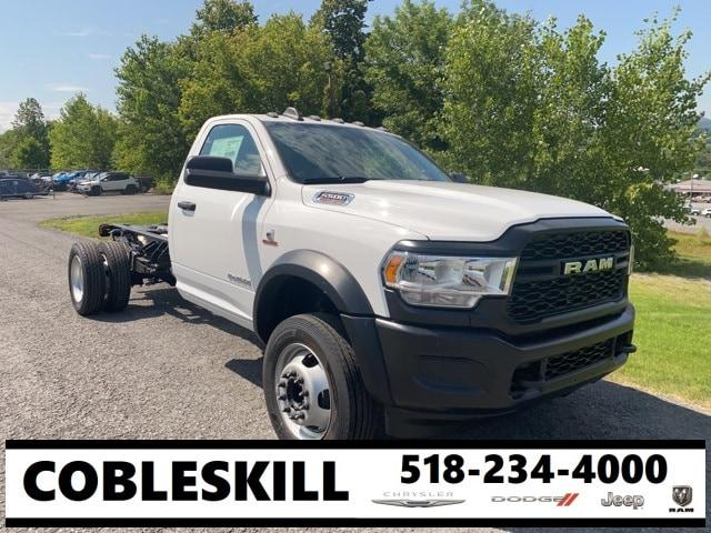 2021 Ram Ram 5500 Chassis Cab Tradesman for sale in Cobleskill, NY